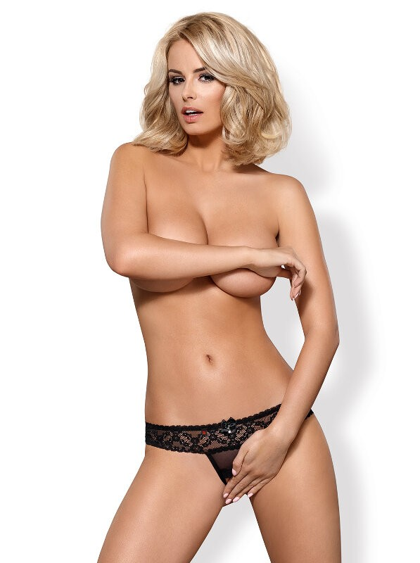 837-THC-1 CROTCHLESS THONG