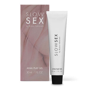 Bijoux Indiscrets - Slow Sex Anaal Play Gel