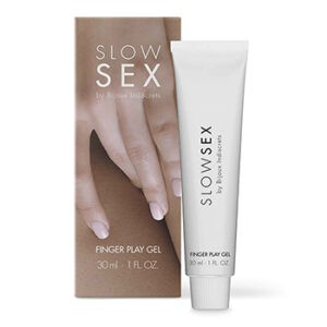 Bijoux Indiscrets - Slow Sex Vinger Play Gel