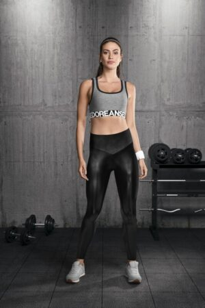 Doreanse Sports Leggings Black 8035